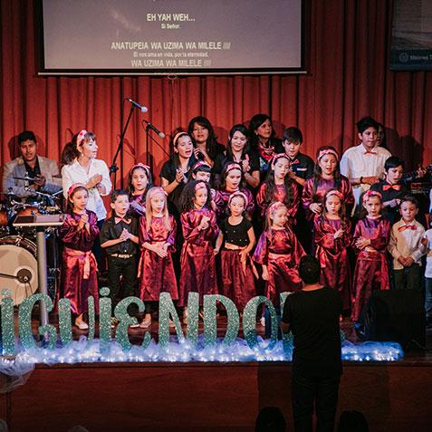 Coro Niños CM2019