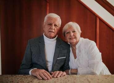Juan y Lidia Masalyka
